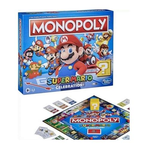 MONOPOLY SUPERMARIO CELEBRATION!