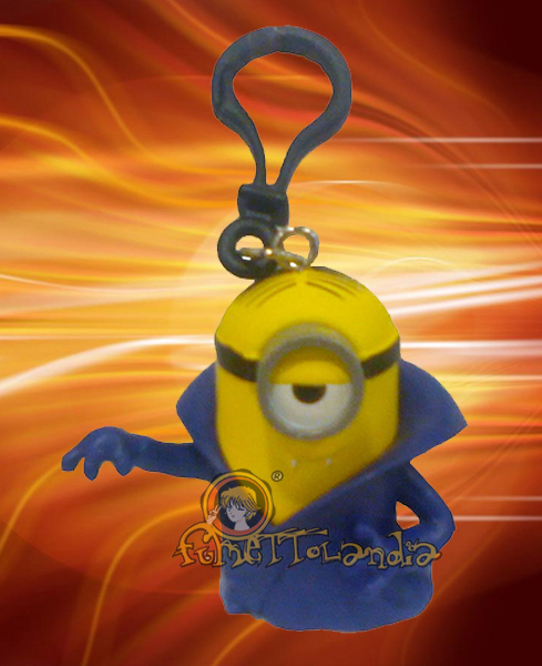 DESPICABLE ME 2 MINION MOVIE VAMPIRE KEYRING (48493)