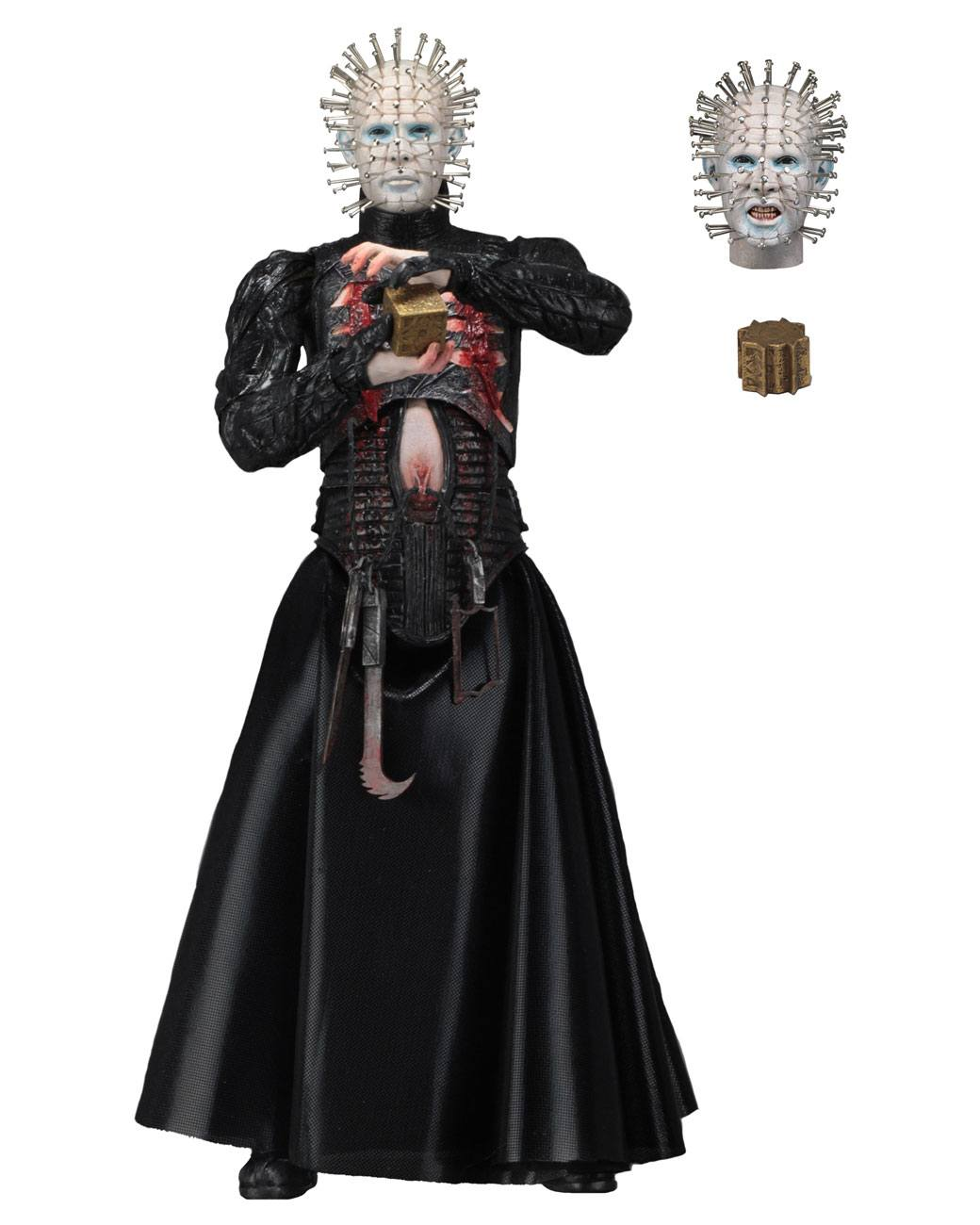 HELLRAISER ULTIMATE ACTION FIGURE PINHEAD