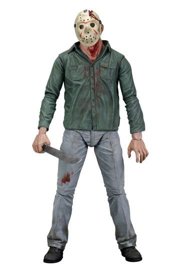 FRIDAY THE 13TH PART 3 ACTION FIGURE ULTIMATE JASON 18 CM