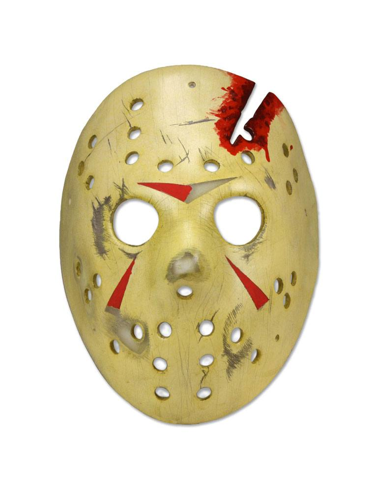 FRIDAY 13TH JASON VOORHEES PT 4 MASK REPLICA