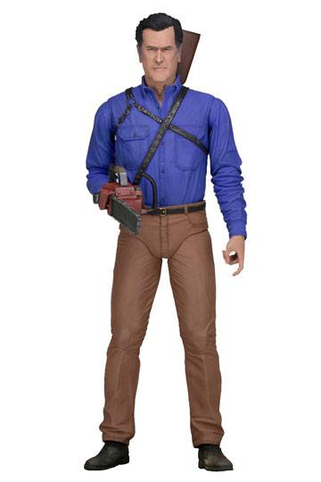 ASH VS. EVIL DEAD ACTION FIGURE ULTIMATE ASH 18 CM
