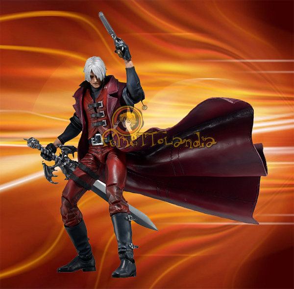 A.F. DEVIL MAY CRY ULTIMATE DANTE