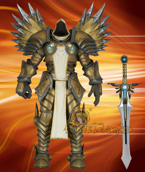 HEROES OF THE STORM ACTION FIGURE TYRAEL