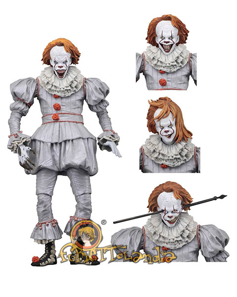 STEPHEN KING'S IT 2017 ACTION FIGURE ULTIMATE WELL HOUSE PENNYWI
