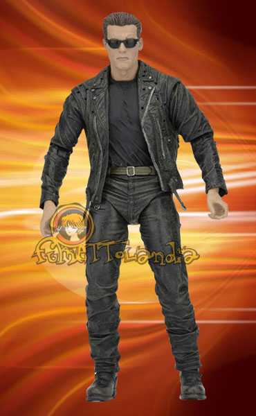 TERMINATOR 2 JUDGMENT DAY ACTION FIGURE 25TH ANNIVERSARY T800 (3