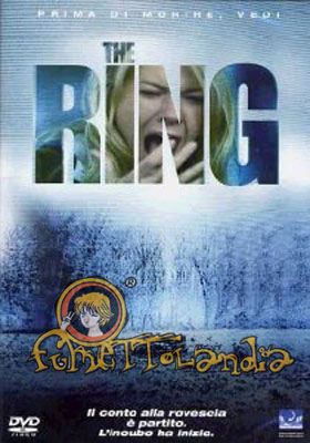 DVD THE RING (USA - 2002)