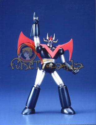 GADGETS HERO COLLECTION GREAT MAZINGER