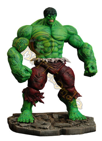 A.F. MARVEL SELECT THE INCREDIBLE HULK