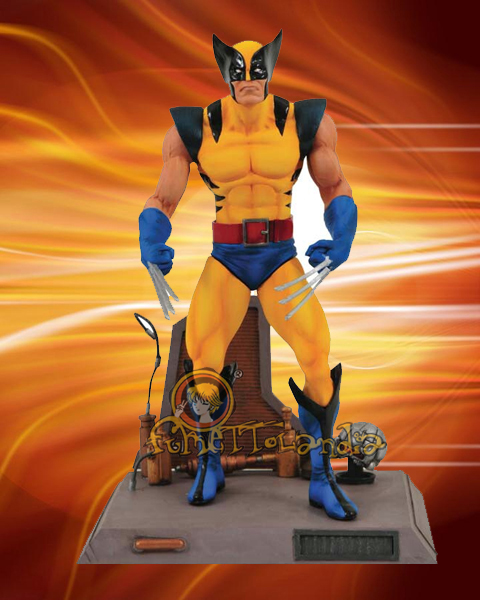 A.F. MARVEL SELECT WOLVERINE