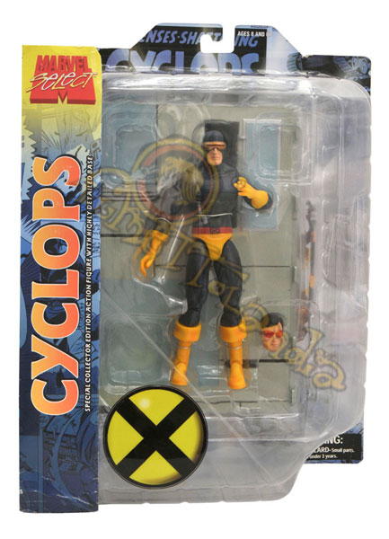 A.F. MARVEL SELECT CYCLOPS