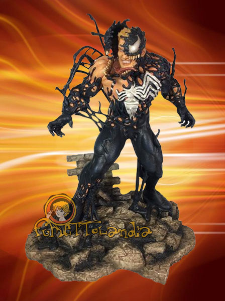 MARVEL COMIC GALLERY VENOM PVC FIGURE