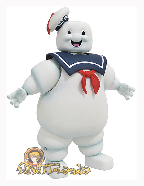 MARVEL SELECT THE REAL GHOSTBUSTERS STAY PUFT