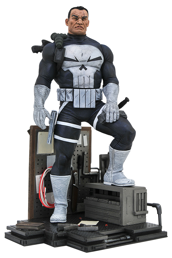 MARVEL COMIC GALLERY PVC DIORAMA THE PUNISHER