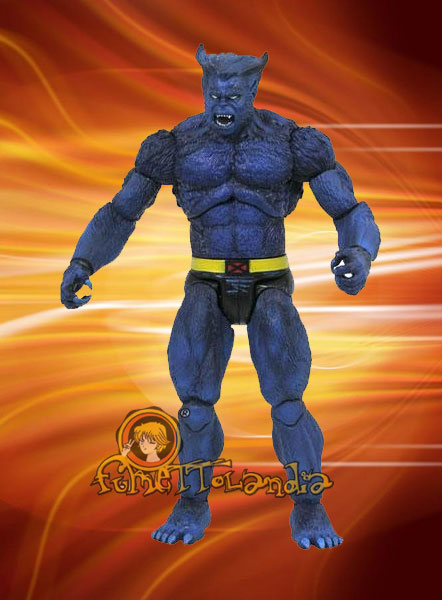 A.F. MARVEL SELECT BEAST
