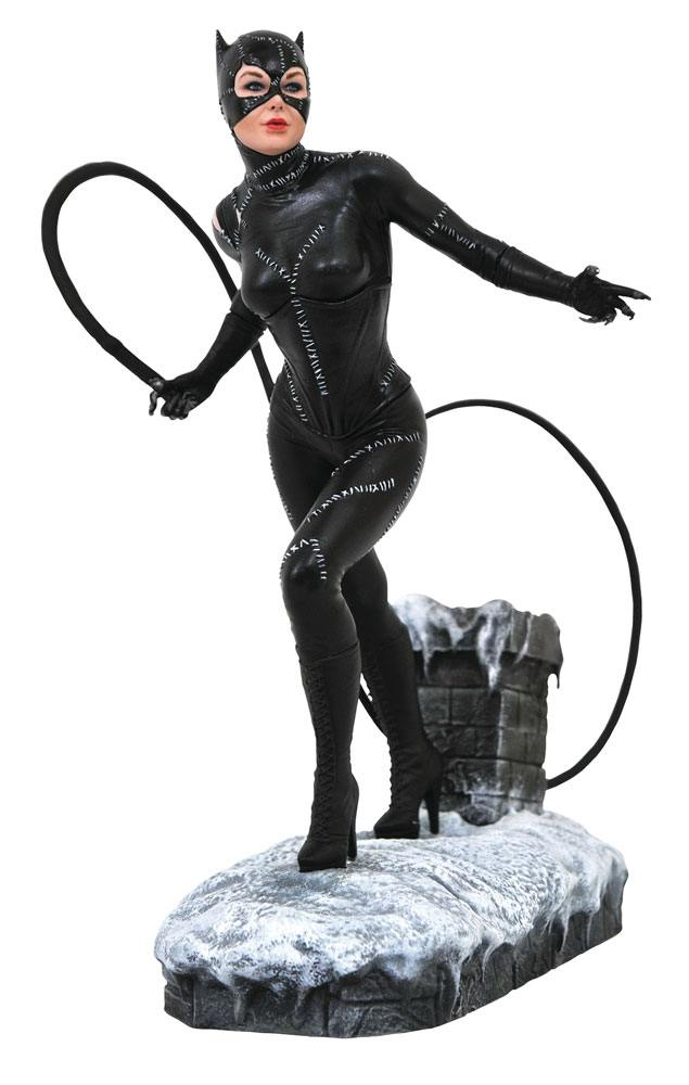 DC COMIC GALLERY PVC STATUE CATWOMAN (BATMAN RETURNS)