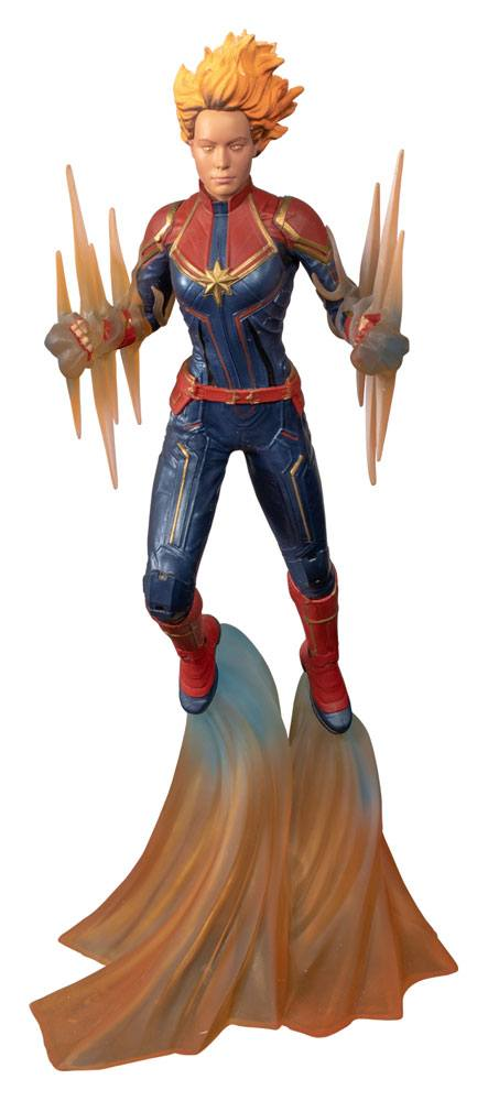 MARVEL COMIC GALLERY PVC STATUE BINARY CAPTAIN MARVEL