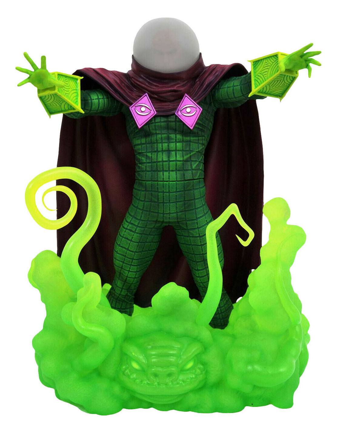 MARVEL COMIC GALLERY PVC STATUE MYSTERIO EXCLUSIVE