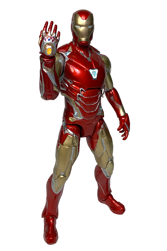 A.F. MARVEL SELECT AVENGERS ENDGAME IRON MAN