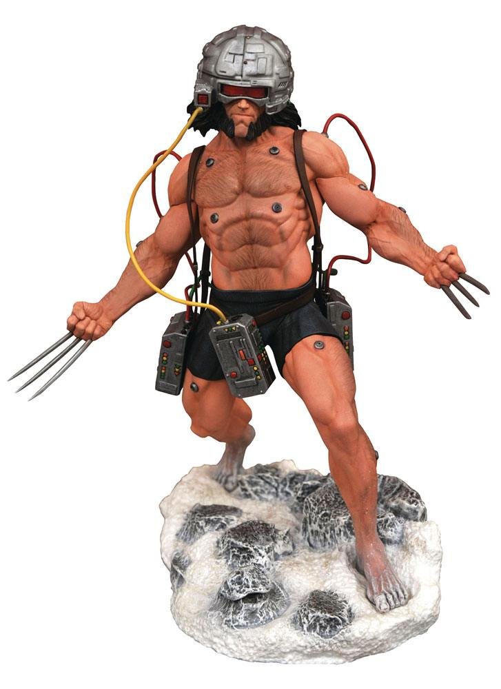 MARVEL COMIC GALLERY WOLVERINE WEAPON X PVC FIGURE