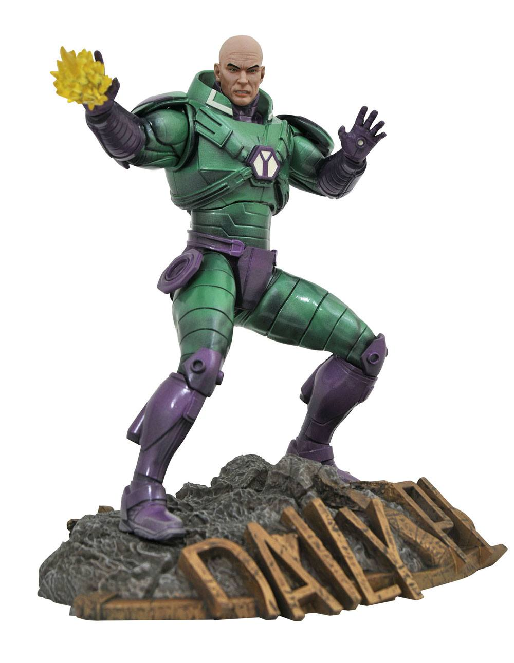 DC COMIC GALLERY PVC STATUE LEX LUTHOR
