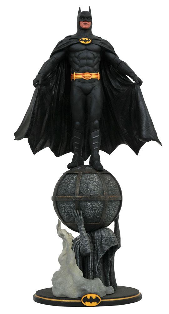 DC MOVIE GALLERY PVC STATUE BATMAN 1989