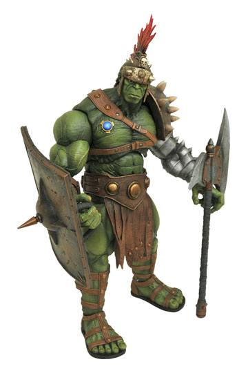 MARVEL SELECT ACTION FIGURE PLANET HULK 25 CM