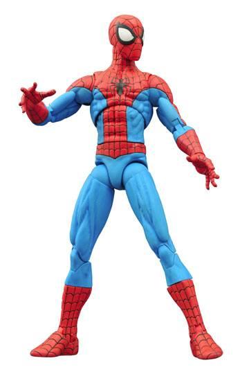 A.F. MARVEL SELECT SPECTACULAR SPIDER-MAN