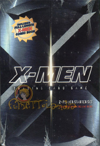 CARDS X-MEN TRADING CARD GAME (F2)