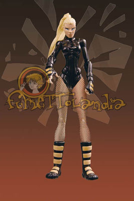 A.F. IDENTITY CRISIS SERIE 2 BLACK CANARY