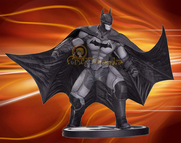 STATUA BATMAN BLACK & WHITE ARKHAM ORIGINS