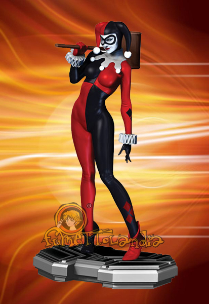DC COMICS ICONS HARLEY QUINN 1/6 STATUE