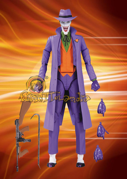 DC ICONS A.F. JOKER DEATH IN THE FAMILY