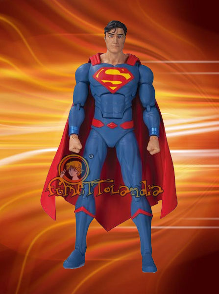 DC ICONS A.F. SUPERMAN REBIRTH