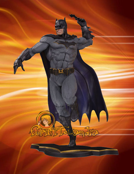 DC CORE PVC STATUE BATMAN