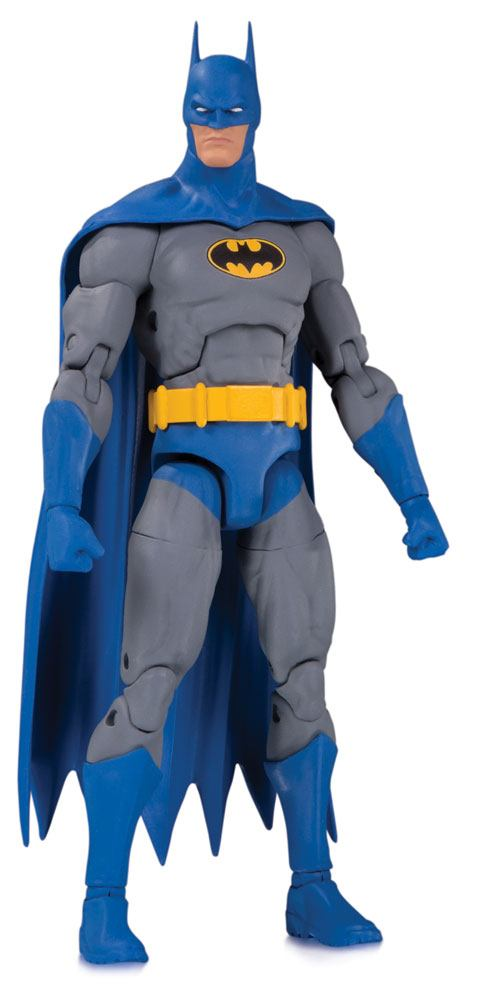 DC ESSENTIALS ACTION FIGURE KNIGHTFALL BATMAN