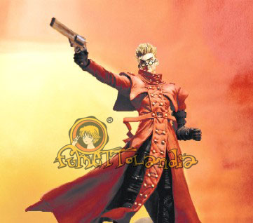 A.F. JAPAN ANIMATION VASH THE STAMPEDE (TRIGUN)