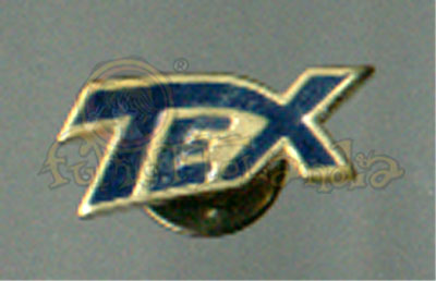 GADGETS PIN TEX WILLER LOGO VER. B (F2)