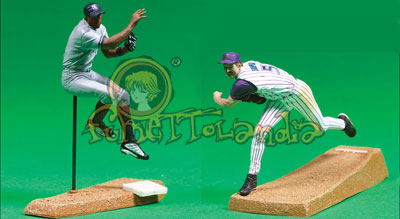 A.F. MLB 3' SORIANO/JOHNSON