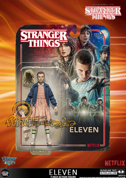 STRANGER THINGS ACTION FIGURE ELEVEN