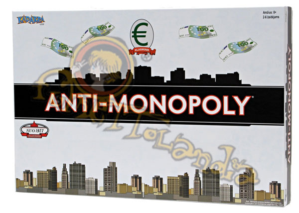 GAMES ANTI-MONOPOLY