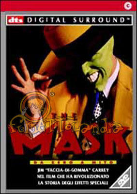 DVD THE MASK