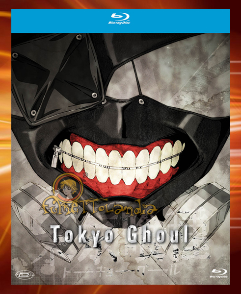 BLU-RAY TOKYO GHOUL LIMITED EDITION