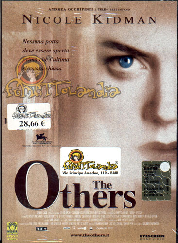 DVD THE OTHERS (F2)