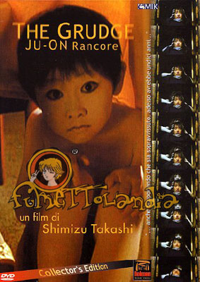 DVD THE GRUDGE JU-ON RANCORE