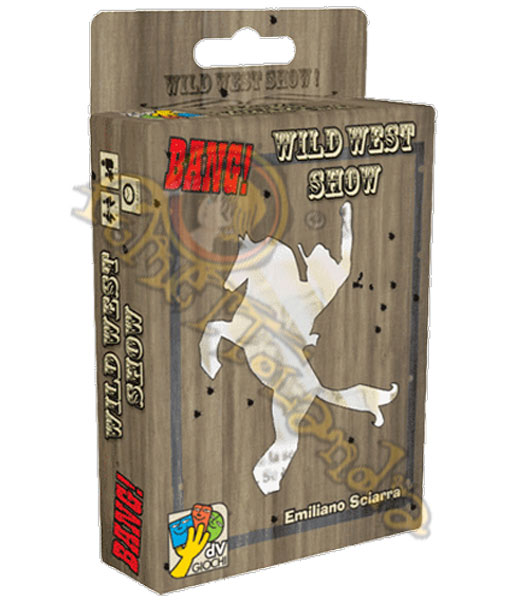 GAMES BANG! WILD WEST SHOW