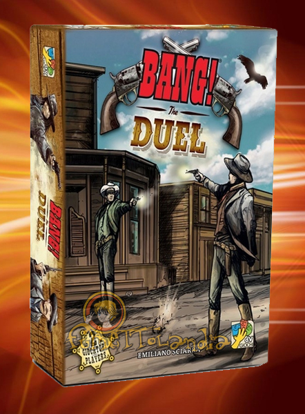 GAMES BANG! THE DUEL