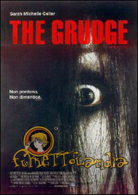 DVD THE GRUDGE (2005)