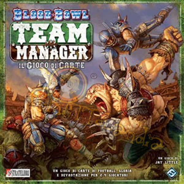 GAMES BLOOD BOWL TEAM MANAGER
