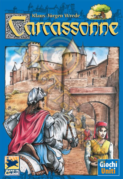 GAMES CARCASSONNE